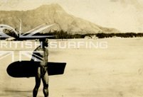 Hawaiian royals surf Bridlington – in 1890!