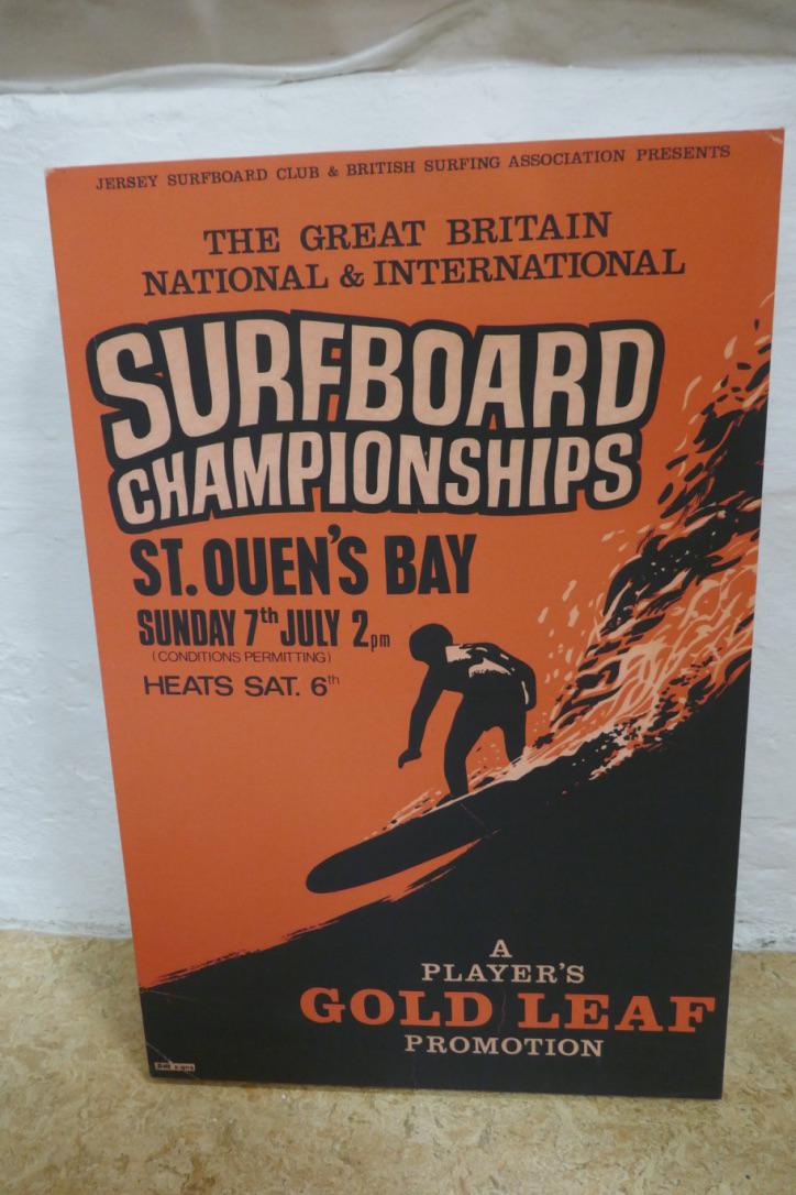 European Championships promo poster
