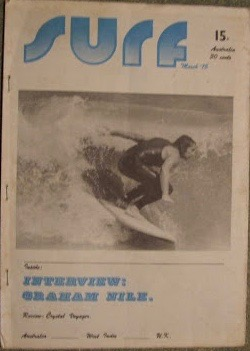 Surf by Bez Newton