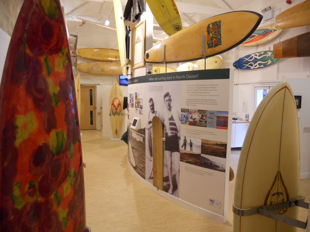 Museum of British Surfing nominated for national award
