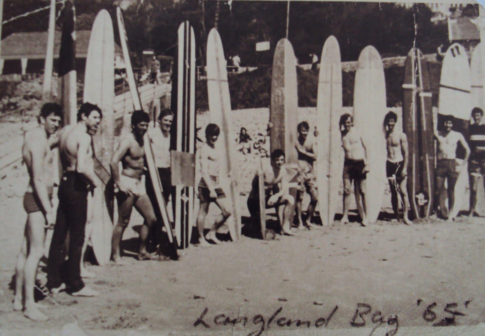 Viv Ganz and the Langland Crew