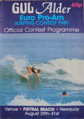 Newquay Surf Classic 1981 promo