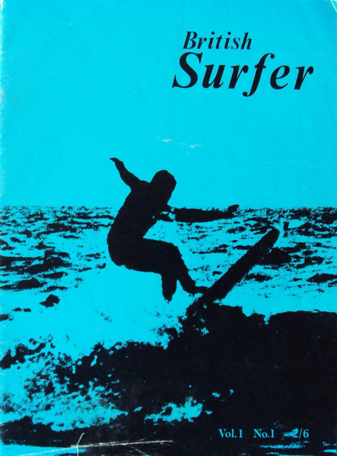 'British Surfer' 1969
