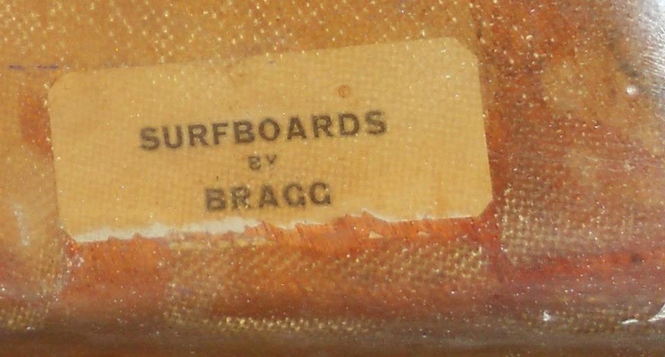 Bragg Surfboard