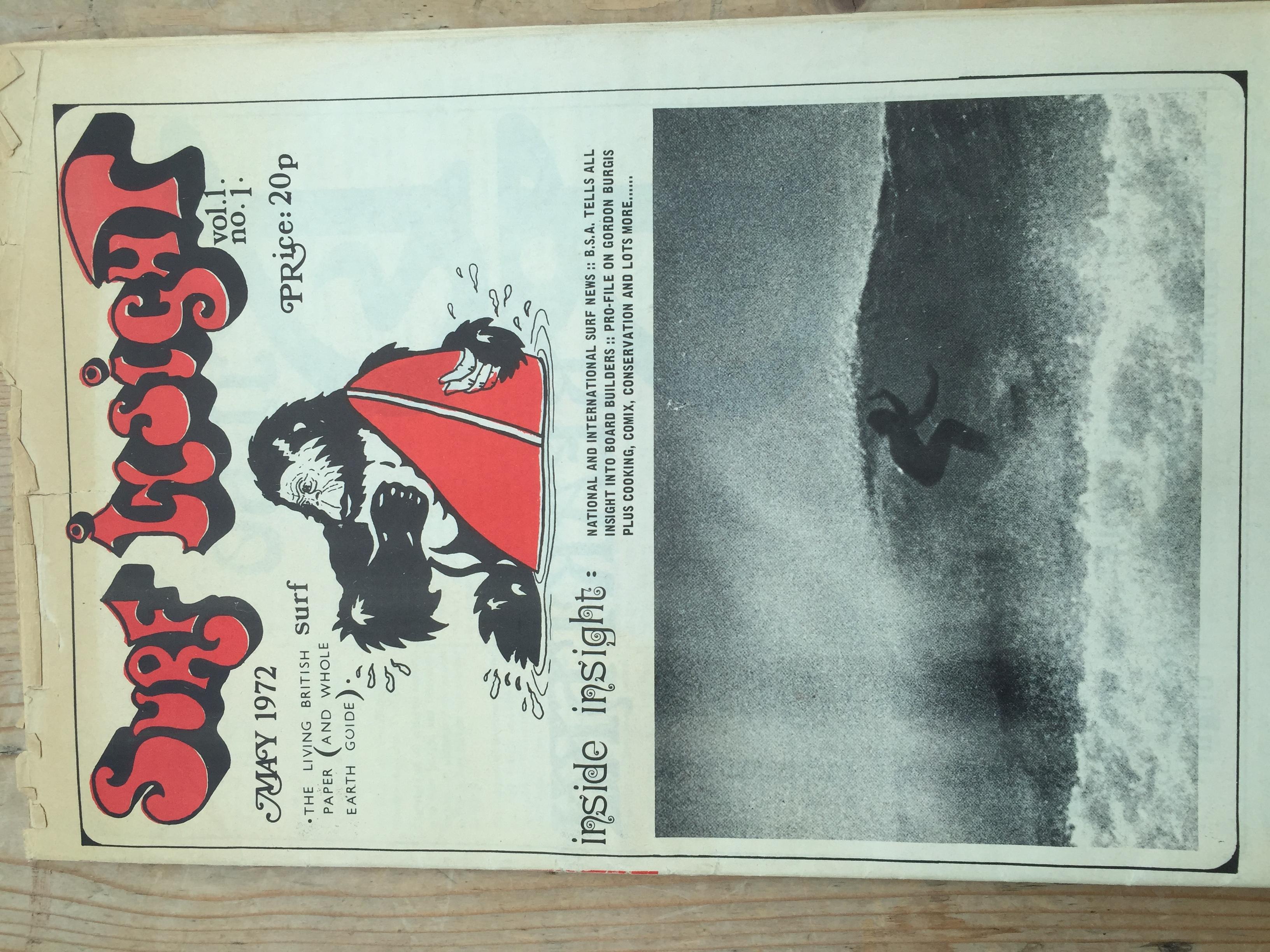 Surf Insight magazine