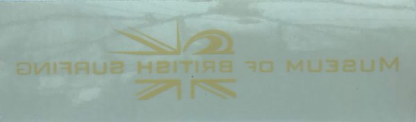 window sticker