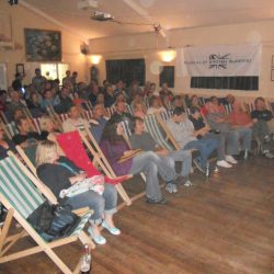 Film night sell-out for 'A Deeper Shade of Blue'