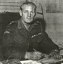 Colonel 'Mad Jack' Churchill