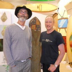 Jack McCoy visits the Museum of British Surfing