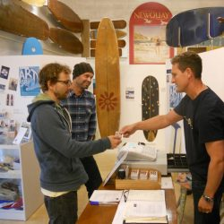 Volunteer with the Museum of British Surfing