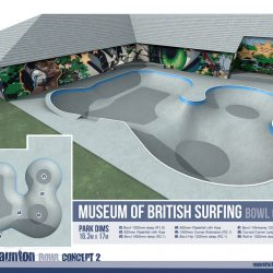 Braunton Skate Bowl redevelopment plan launched