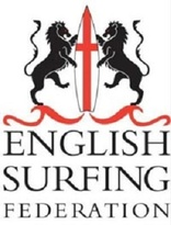 English Surfing Federation logo