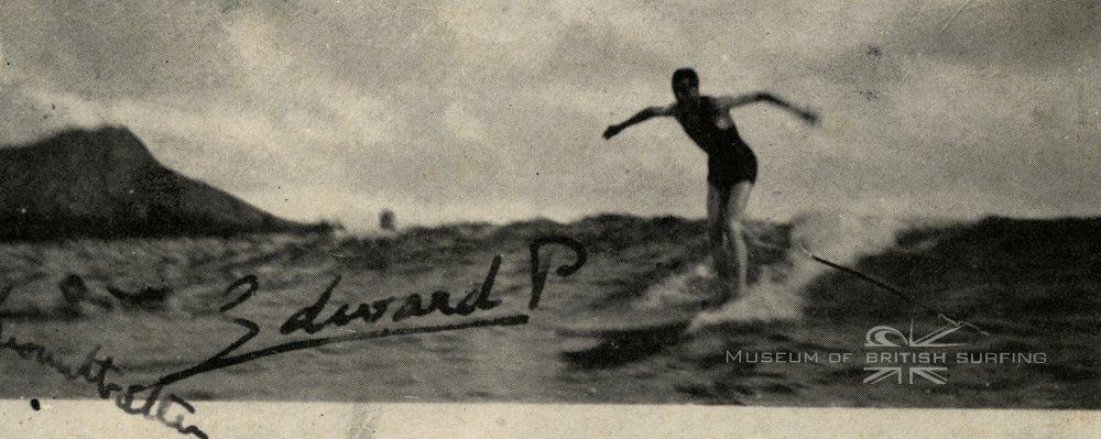 A royal sport – Edward's 1920s surfari