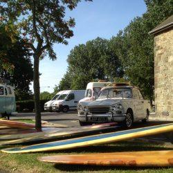 UK Vintage Surf Meet draws crowds