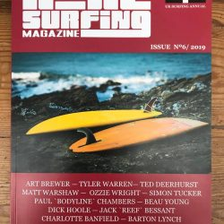 Real Surfing Magazine Issue No. 6 Released