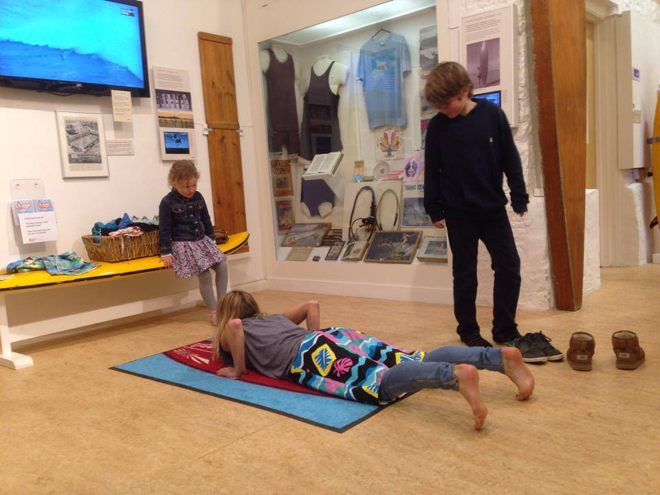 Get active at the Museum of British Surfing this summer!