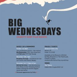 Big Wednesdays – charity film premieres this Autumn & Winter