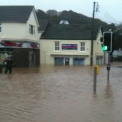 Museum closed today due to severe flooding
