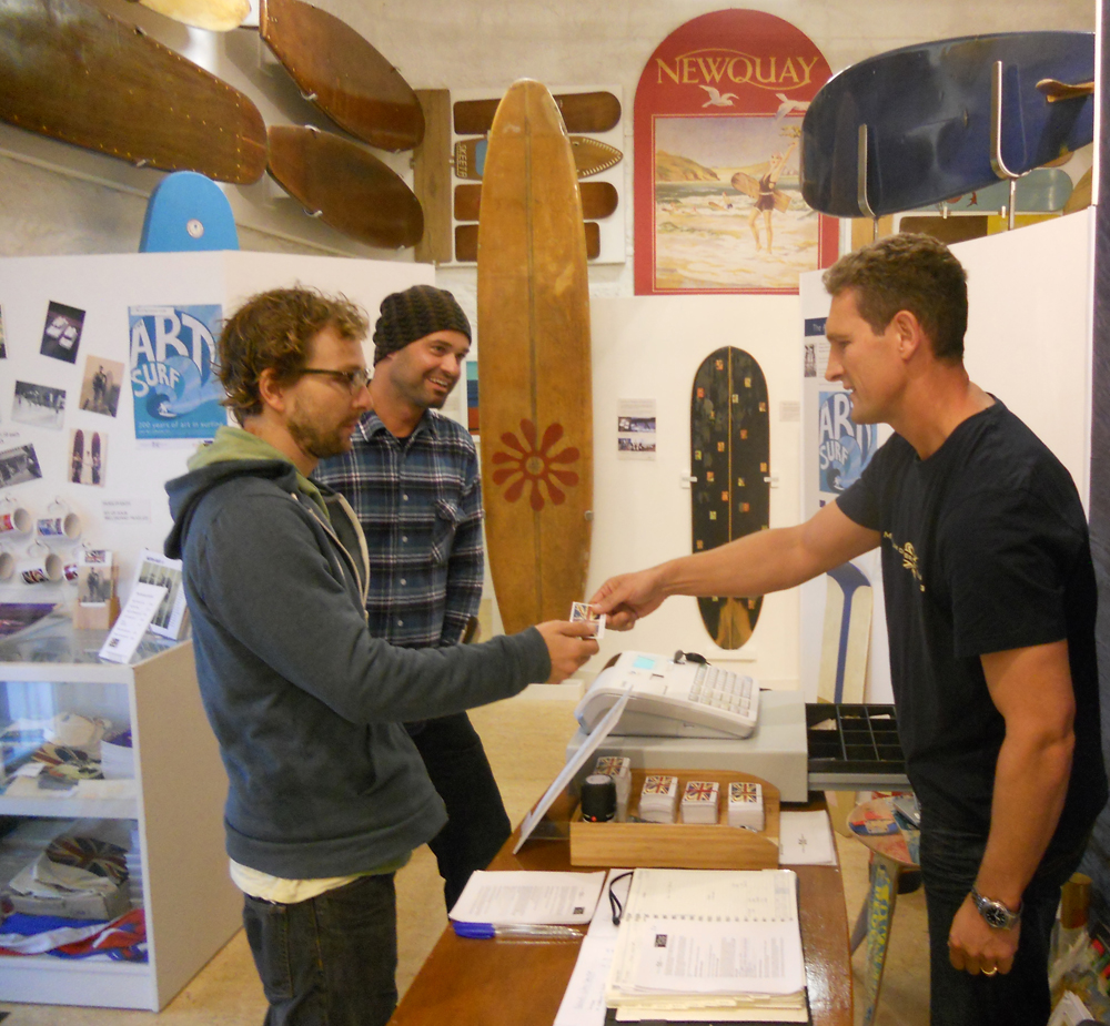 Museum of British Surfing shortlisted for second major national award