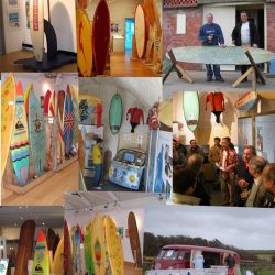 7 years of the Museum of British Surfing