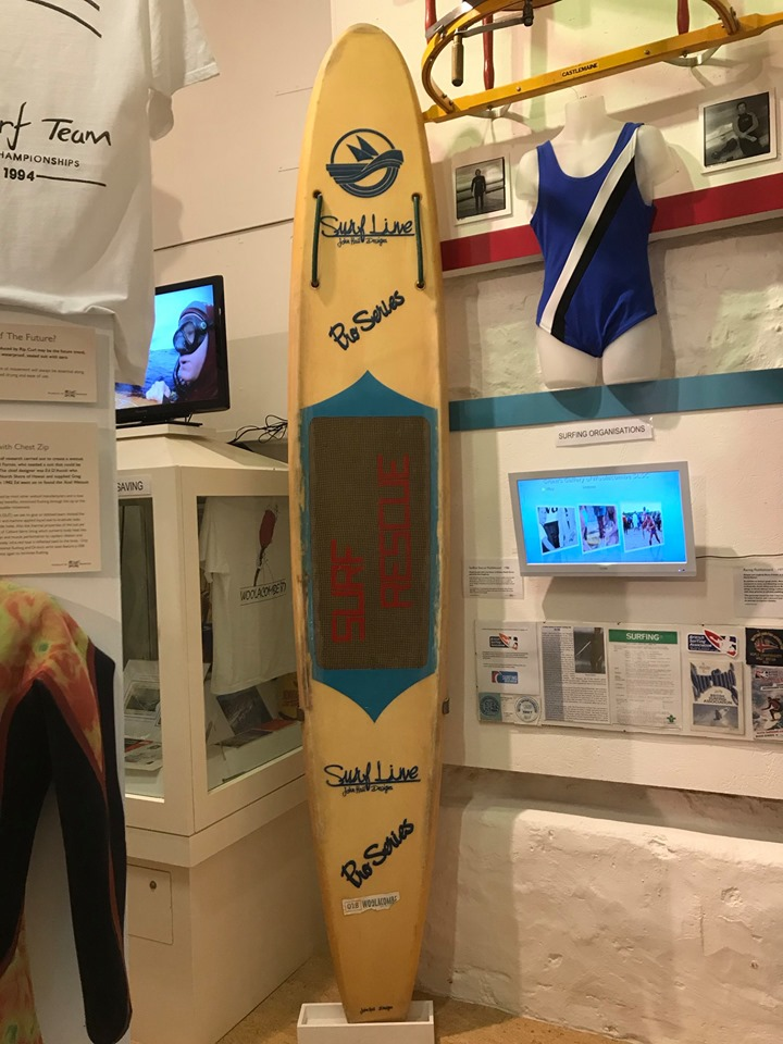 Learn About the Rich History of British Lifesaving at the Museum of British Surfing