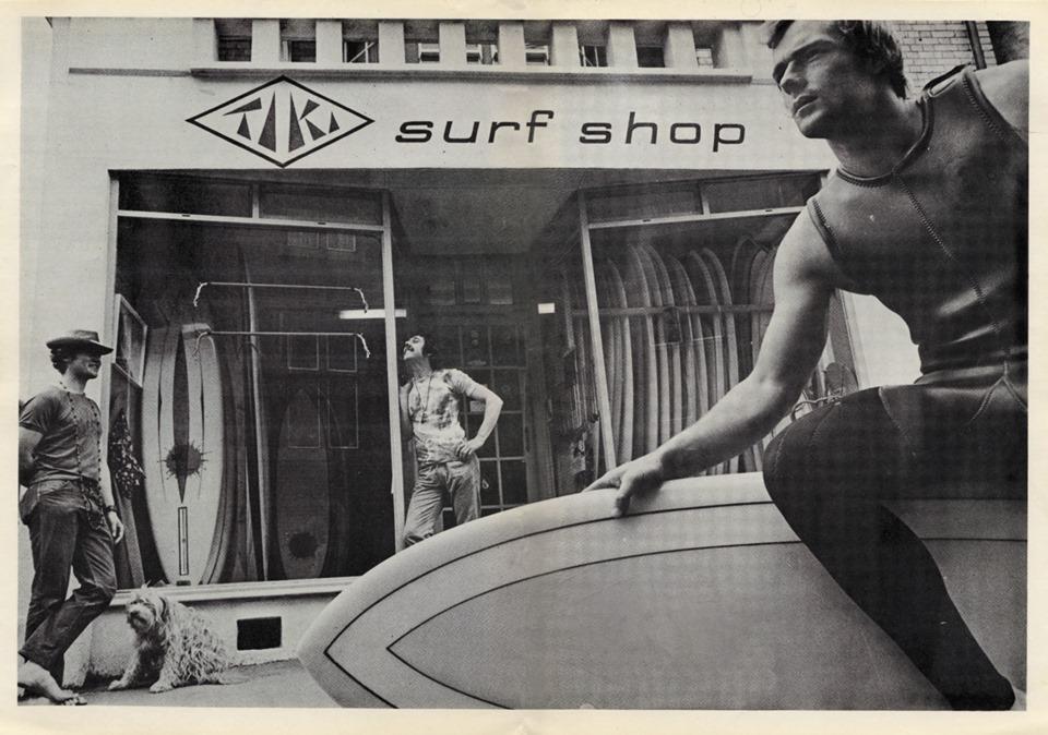 Braunton's Very Owen Tiki Surf Shop – Fueling British Surfing Since 1969