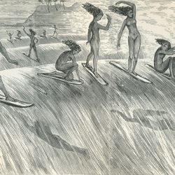 First European Written Account of Hawaiian Surfing!