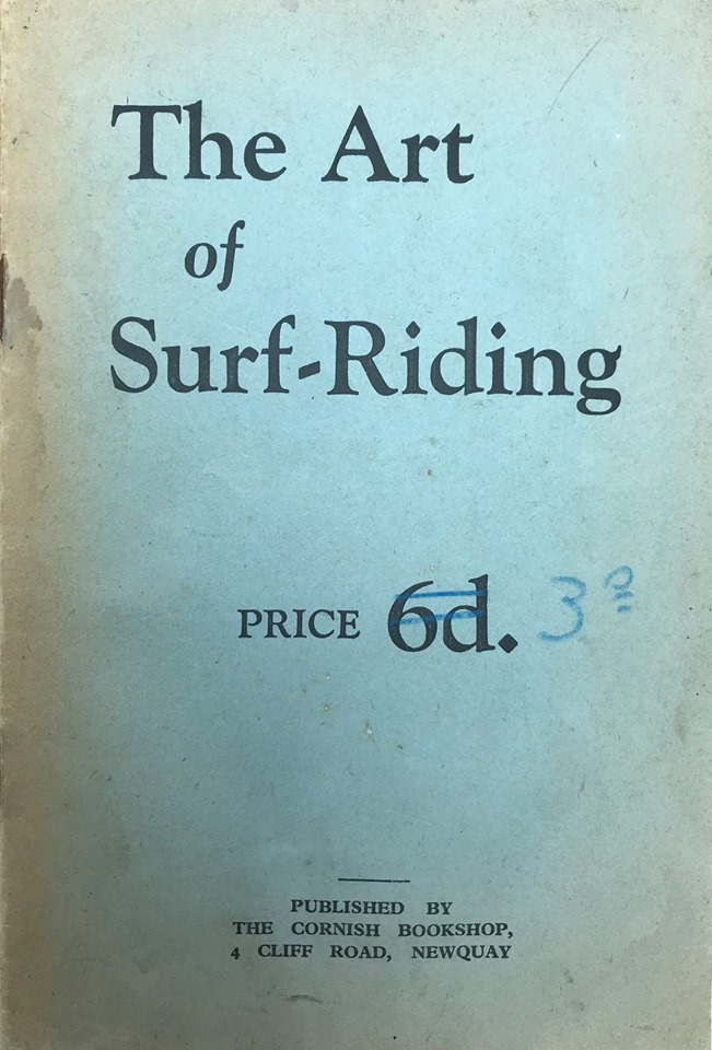 Rare Surfing Book 1st Edition Finally Found!