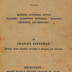 Surf Manual Written in 1867
